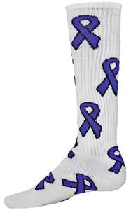 Red Lion Ribbon For Many Causes OTC Socks