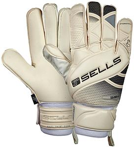 Sells Wrap Axis Supersoft 4 Soccer Goalie Gloves