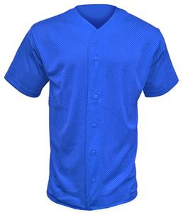 Epic 11oz, Pro Mesh Full Button Baseball Jerseys