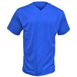 Epic 11oz, Pro Mesh Full Button Baseball Jerseys