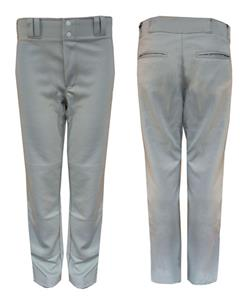 Adult/Youth Open Bottom Relaxed Fit Baseball Pants