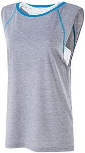 Holloway Juniors Gunner Tank Shirt