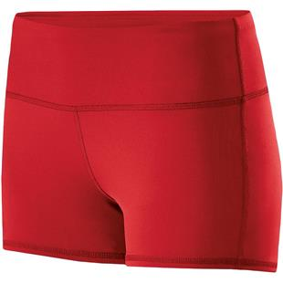"Holloway Ladies Squad 2.5"" Compression Shorts"