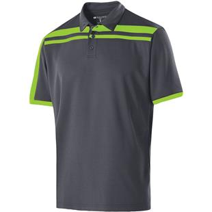 Holloway Adult 3 Button Charge Polos