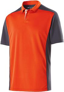 Holloway Adult 3 Button Division Polo