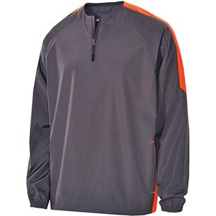 Holloway Adult Yth Bionic 1/4 Zip Pullover Jacket