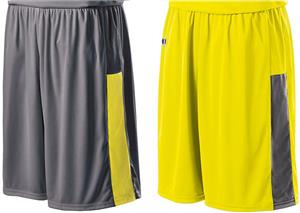 Holloway Adult Youth Rev Nuclear Basketball Shorts