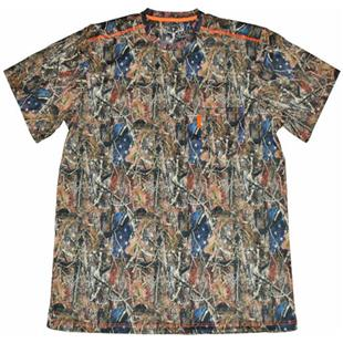 ROCKPOINT Freedom Camouflage Tee with Chest Pocket