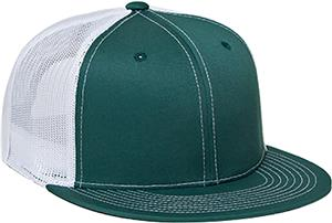 Pacific Headwear D-Series 4D3 Trucker Mesh Caps