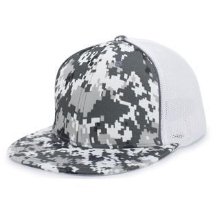 Pacific Headwear D-Series Digi Camo Trucker Caps