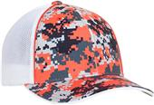 Pacific Headwear Pro-Model Digi Camo Trucker Caps
