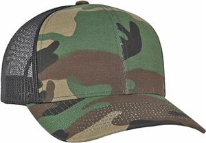 Pacific Headwear Pro-Model Trucker Mesh Caps