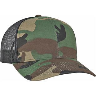 Pacific Headwear Pro-Model Trucker Mesh Caps