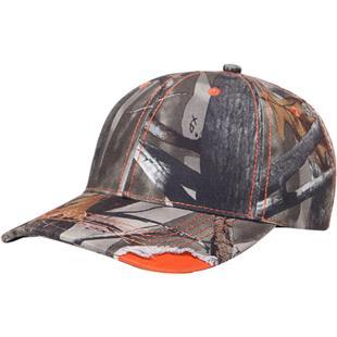Pacific Headwear Distressed Hunters Camo Caps