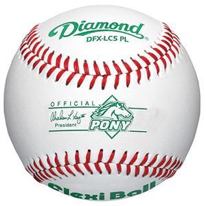 Diamond Pony League Level 5 Low Comp Baseballs