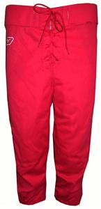 Reebok Red Football Pants Closeout