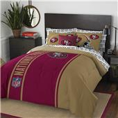 Northwest NFL 49ers Soft & Cozy Full Comforter Set