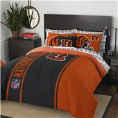 Northwest Bengals Soft & Cozy Full Comforter Set