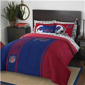 Northwest NFL Bills Soft & Cozy Full Comforter Set