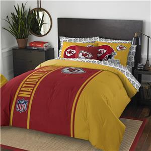 Northwest Chiefs Soft & Cozy Full Comforter Set