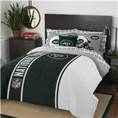 Northwest NFL Jets Soft & Cozy Full Comforter Set