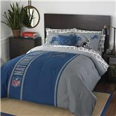 Northwest NFL Lions Soft & Cozy Full Comforter Set