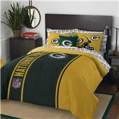 Northwest Packers Soft & Cozy Full Comforter Set
