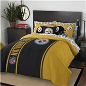 Northwest Steelers Soft & Cozy Full Comforter Set