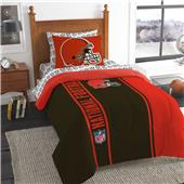 Northwest Browns Soft & Cozy Twin Comforter Set