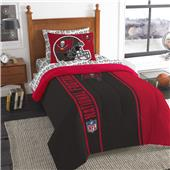 Northwest NFL Bucs Soft & Cozy Twin Comforter Set