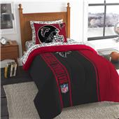 Northwest Falcons Soft & Cozy Twin Comforter Set
