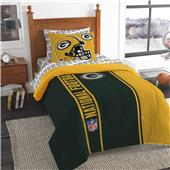Northwest Packers Soft & Cozy Twin Comforter Set