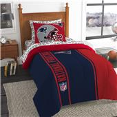 Northwest Patriots Soft & Cozy Twin Comforter Set