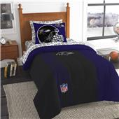 Northwest Ravens Soft & Cozy Twin Comforter Set