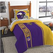 Northwest Vikings Soft & Cozy Twin Comforter Set