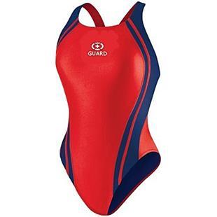 Adoretex Women Guard Wide Strap Splice Swimsuit