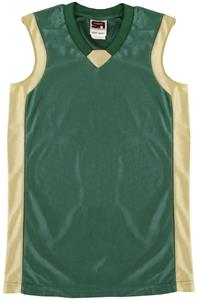 VKM Women's High Lustre Basketball Jerseys-CO
