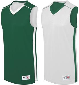 High Five Adult/Youth Rev Competition Bball Jersey