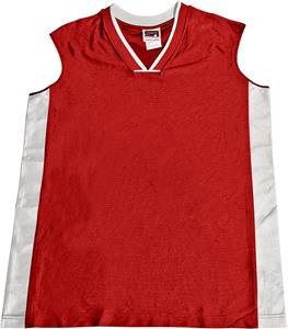 VKM Women's Dazzle Game Basketball Jerseys-CO