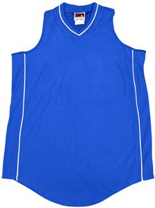 VKM Women's Girls Dazzle Basketball Jerseys-CO
