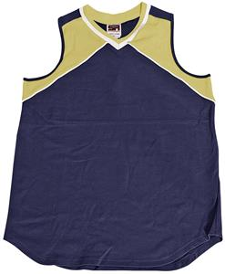 VKM Women's Sleeveless Mesh Basketball Jerseys-CO