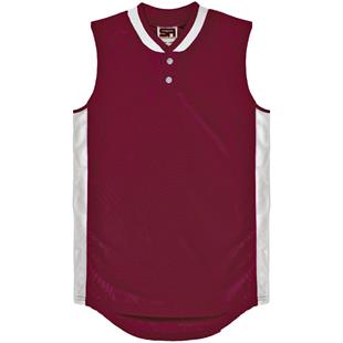 VKM Women's Girls Dazzle Softball Jerseys-CO