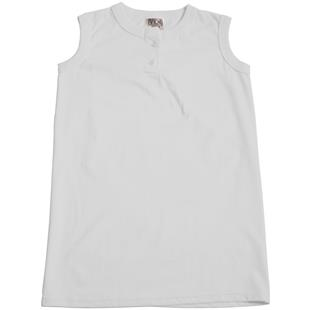 VKM Women Girls Sleeveless Softball Jerseys-CO