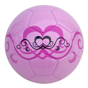 Vizari Pink Hearts Soccer Balls