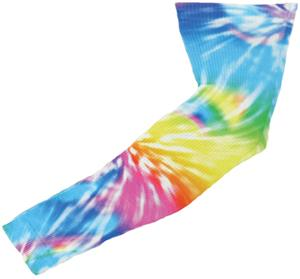 Red Lion Tie Dye Compression Arm Sleeves