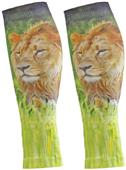 Red Lion Sublimated Lion Compression Leg Sleeves