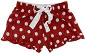 Boxercraft Women/Girls VIP Flannel Bitty Boxers