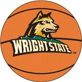 Fan Mats Wright State University Basketball Mat