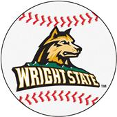 Fan Mats Wright State University Baseball Mat