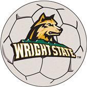 Fan Mats Wright State University Soccer Ball Mat